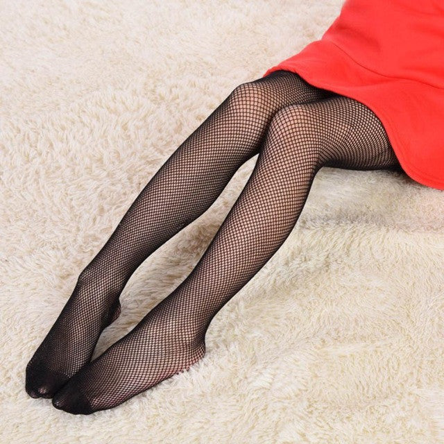 Girls Fish Net Stockings