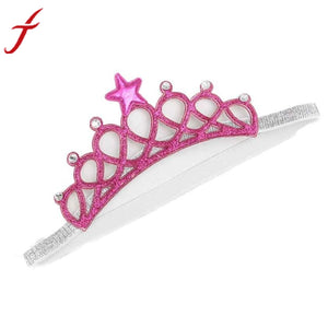 Girl Princess Crown Headband