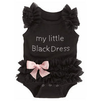 Baby First Black Dress
