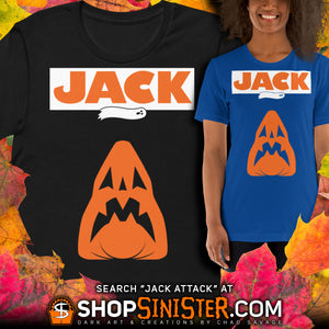 "New Shirt Design ""Jack Attack"""
