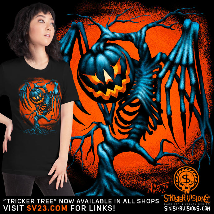 """Tricker Tree"" Now Available!"