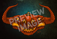 HalloWicked Art Print