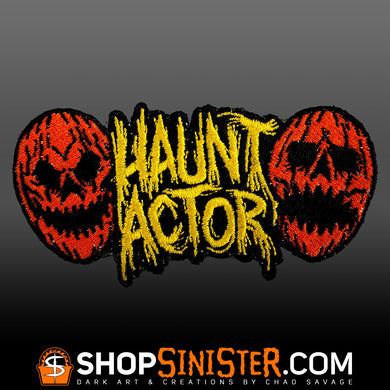 Haunt Actor Patch