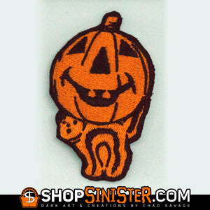 Scaredy Cat Patch