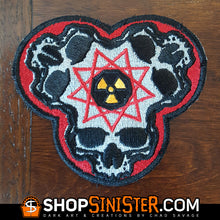 Sinister Skull Patches: Enneagram