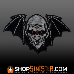 Winged Nosferatu Patch