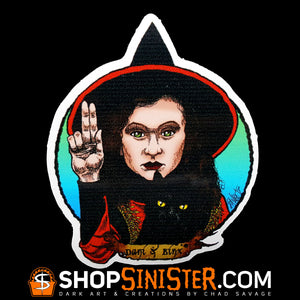 Halloween Saints Series 2: All 5 Stickers