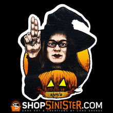 Halloween Saints 2: Rhonda Die Cut Vinyl Sticker