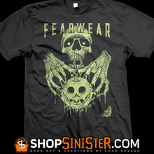 FearWear 2018 Limited Edition T-shirt (Glow in the Dark!)