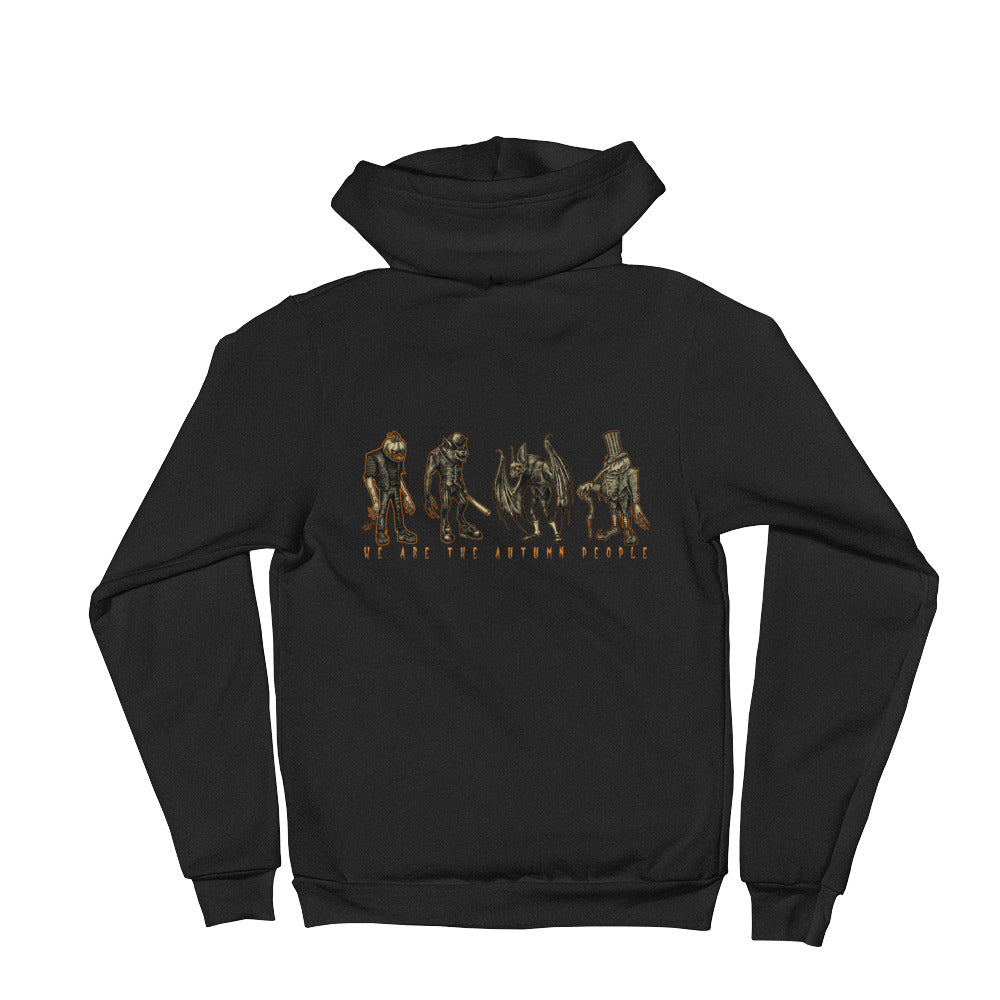 We Are the Autumn People Hoodie sweater