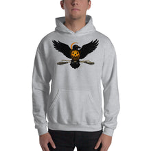Halloween Eagle Hooded Sweatshirt
