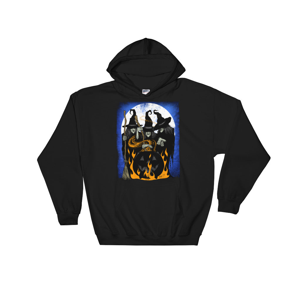 Cualdron Crones Hooded Sweatshirt