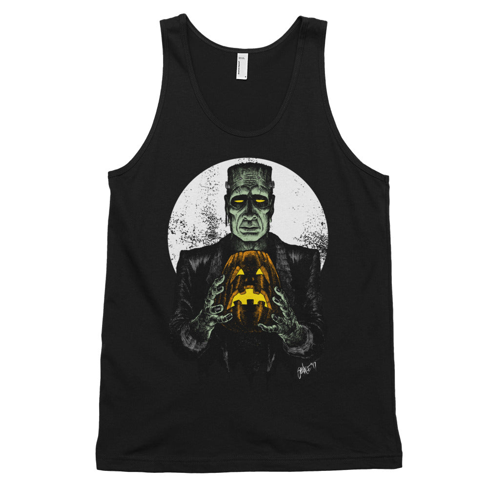 Monster Holiday - The Monster Classic tank top (unisex)