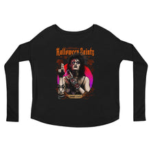 Halloween Saints - Sammi Curr Ladies' Long Sleeve Tee