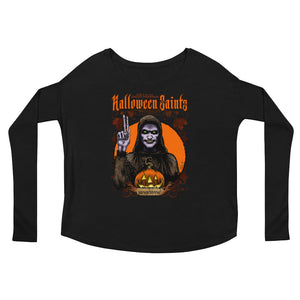 Halloween Saints - Moundshroud Ladies' Long Sleeve Tee