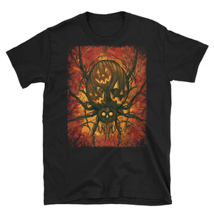 Harvest Spider Short-Sleeve Unisex T-Shirt