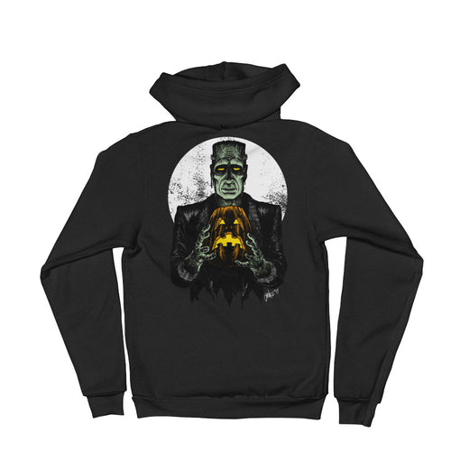 Monster Holiday - The Monster Hoodie sweater