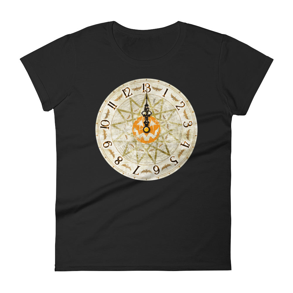 Halloween Time Women's short sleeve t-shirt