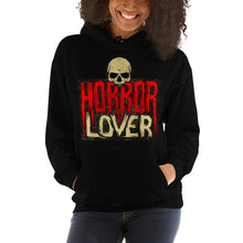 Horror Lover Hooded Sweatshirt