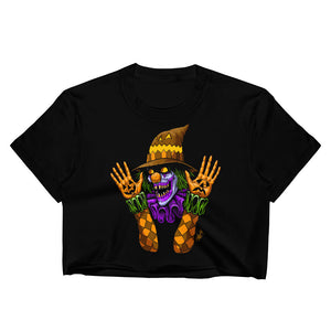 Scareclown Women's Crop Top