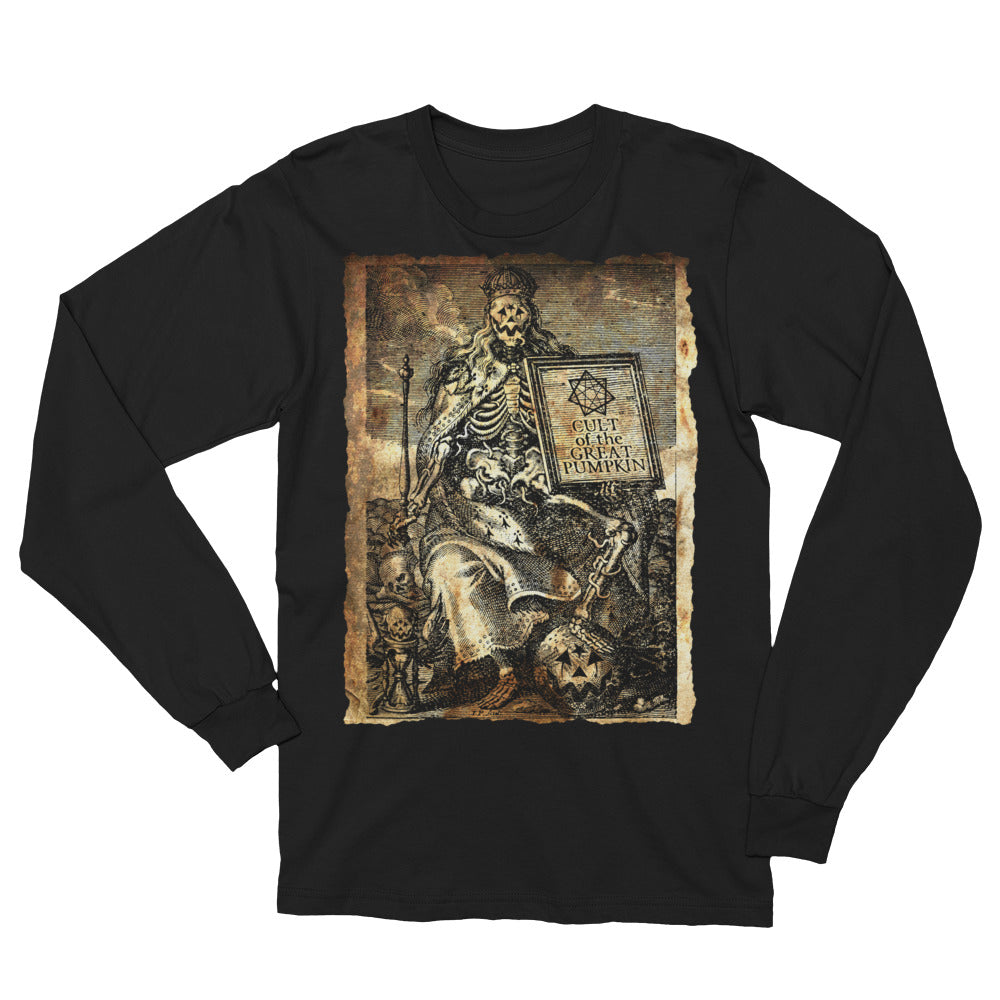 Cult of The Great Pumpkin - Worm King Unisex Long Sleeve T-Shirt