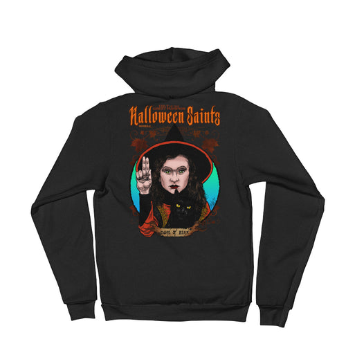 Halloween Saints Series 2 - Dani and Binx Hoodie sweater
