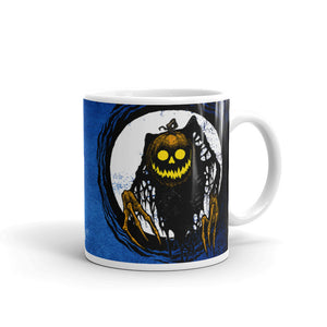 Pumpkin Wicked This Way Comes Mug