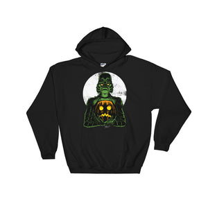 Monster Holiday - Creature Hooded Sweatshirt