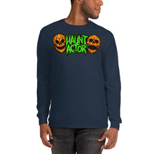 Haunt Actor Long Sleeve T-Shirt