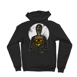Monster Holiday - Mummy Hoodie sweater