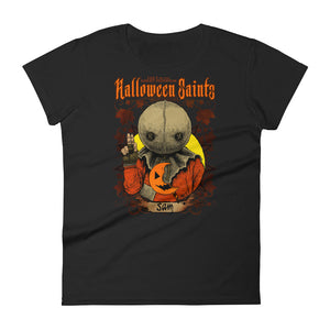 Halloween Saints - Sam Women's short sleeve t-shirt
