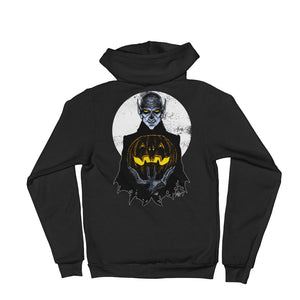 Monster Holiday - Vampire Hoodie sweater