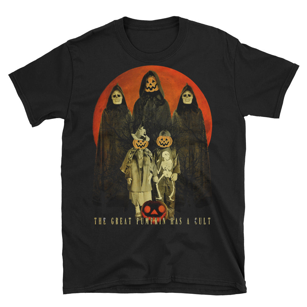 Cult of The Great Pumpkin - Trick or Treaters Short-Sleeve Unisex T-Shirt