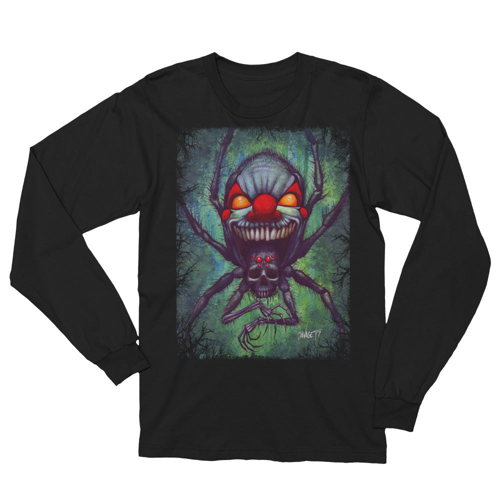 Doomspider Unisex Long Sleeve T-Shirt