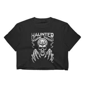 HAUNTER Women's Crop Top