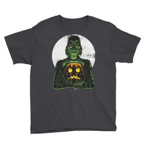 Monster Holiday - Creature Youth Short Sleeve T-Shirt