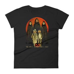 Cult of The Great Pumpkin - Trick or Treaters Women's short sleeve t-shirt