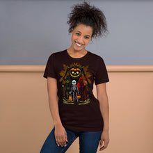 The Chaperone DELUXE Short-Sleeve Bella + Canvas 3001 Unisex T-Shirt