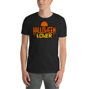 Halloween Lover Short-Sleeve Unisex T-Shirt