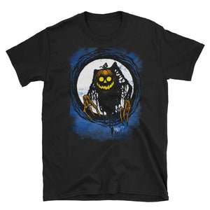 Pumpkin Wicked This Way Comes Short-Sleeve Unisex T-Shirt