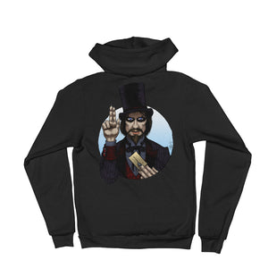 Halloween Saints - ALT - Mr. Dark Hoodie sweater