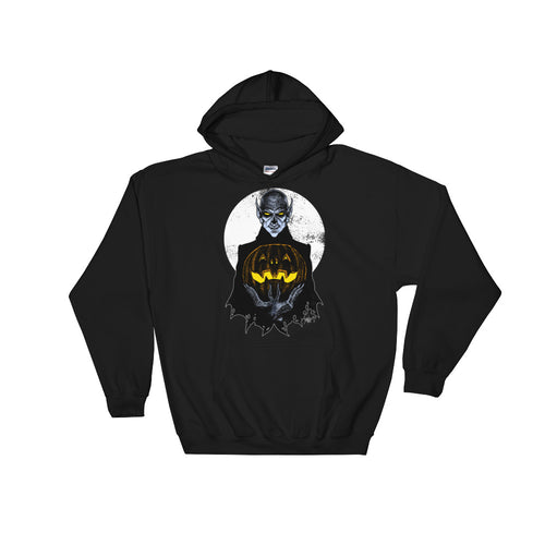 Monster Holiday - Vampire Hooded Sweatshirt