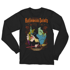 Halloween Saints Series 2 - Which Hazel Unisex Long Sleeve T-Shirt