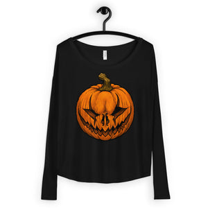 Wicked Jack Ladies' Long Sleeve Tee
