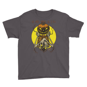 Cult of the Great Pumpkin - Autumn People 7 Youth Short Sleeve T-Shirt