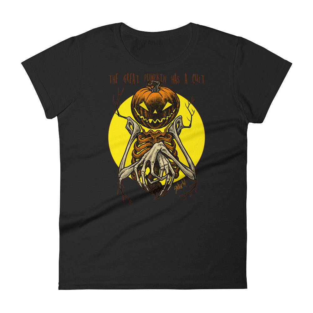 Cult of The Great Pumpkin - Autumn People 7 Women's short sleeve t-shirt