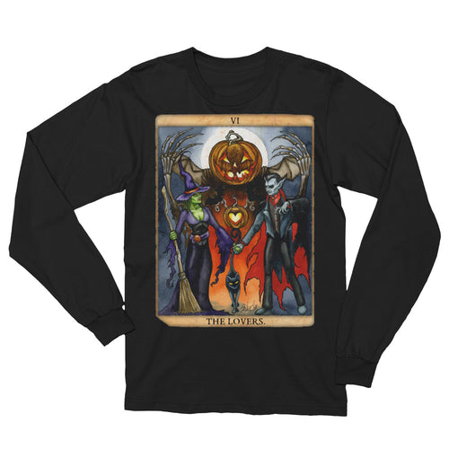 Halloween Lovers Unisex Long Sleeve T-Shirt