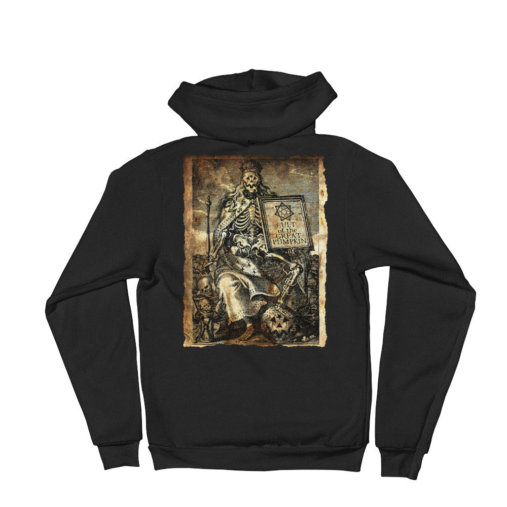 Cult of the Great Pumpkin - Worm King Hoodie sweater