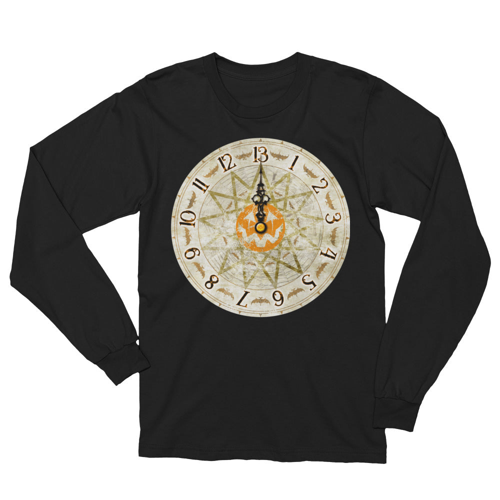 Halloween Time Unisex Long Sleeve T-Shirt