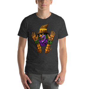 Scareclown PREMIUM Short-Sleeve Unisex T-Shirt